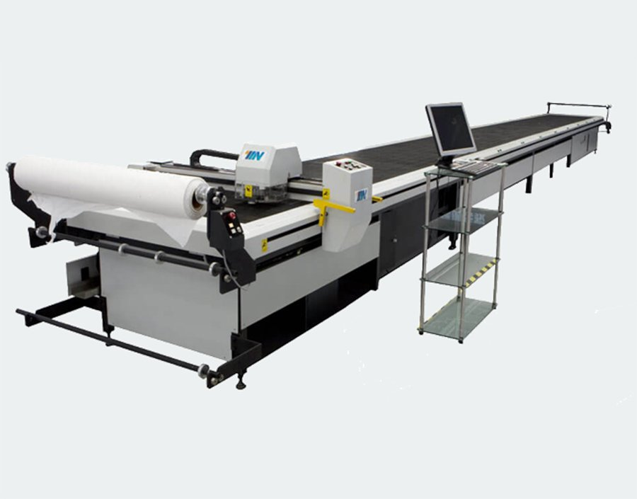 Clothing automatic-Cutting