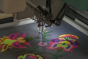 Clothing Manufacturing Company with embroidery service