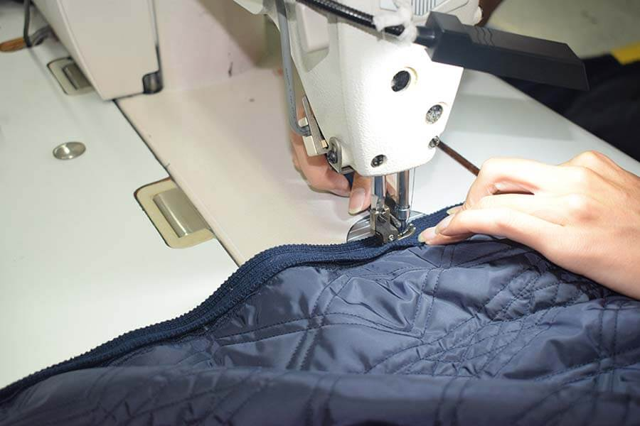 Customed Clothing Manufacturing Company China