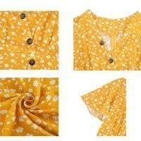 Yaroad Clothing Long Casual Maxi Dresses