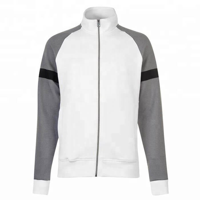 Men Sport Sweatshirt Jacket