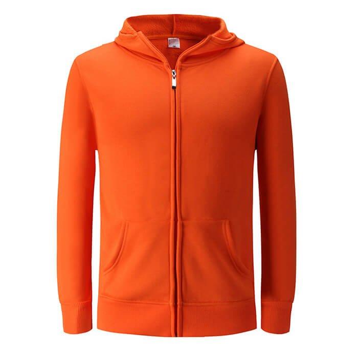 Stylish Sweatshirt Jacket Mens Custom Factory