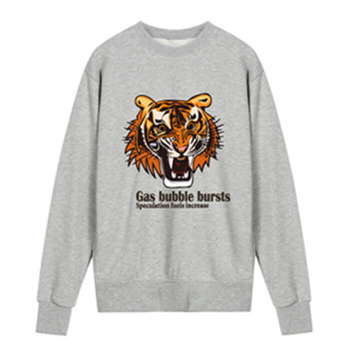 Sweatshirt Fashion Cothing Manufacturing Company