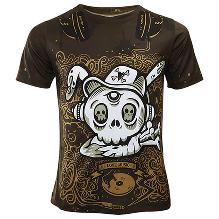 Custom Logo T-Shirt Clothing Manufacturing Company China