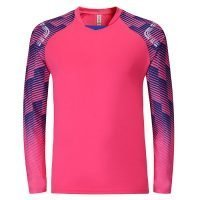 Yaroad Clothing Long Sleeve Sport Shirts