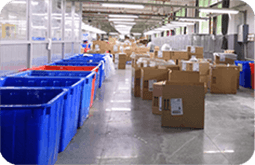 Clothing Manufacturing Company with packing and dispatch service