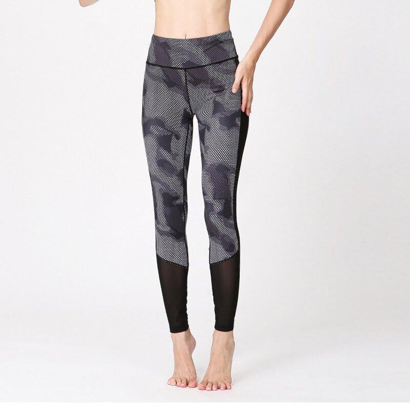Sport Custom Leggings Embroideried