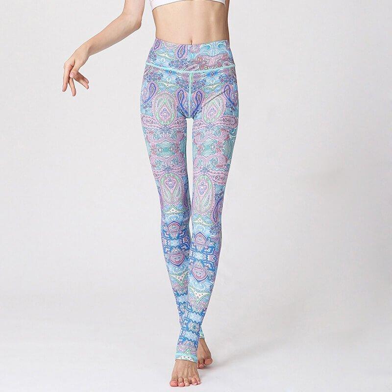 Embellished Leggings Fashion Design