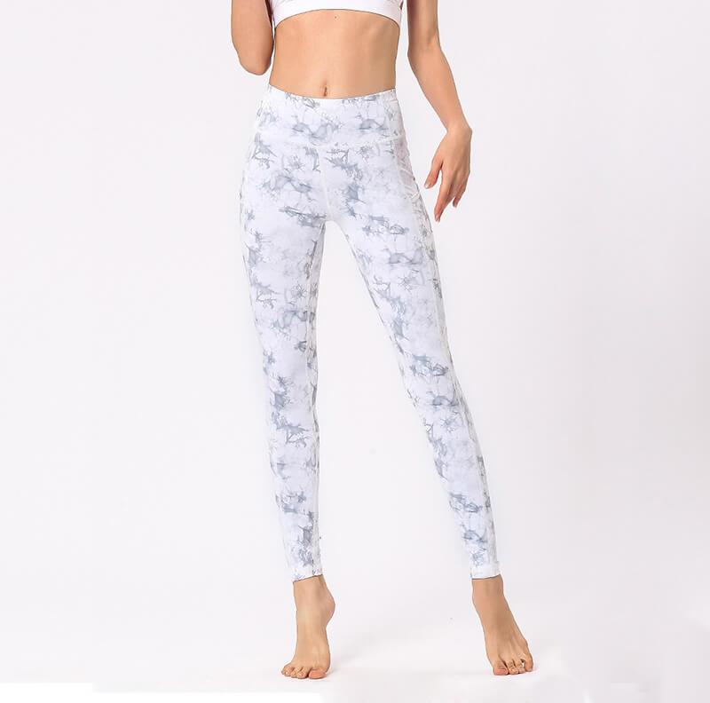 Ladies Sports Embellished Leggings
