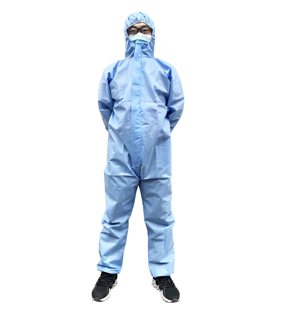 Isolation Gown Antivirus