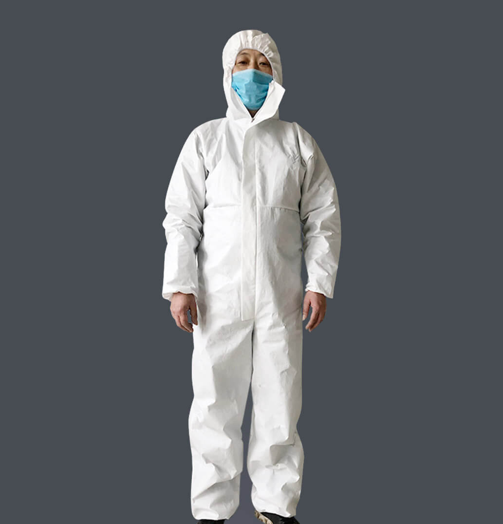 Isolation Gown Front Part