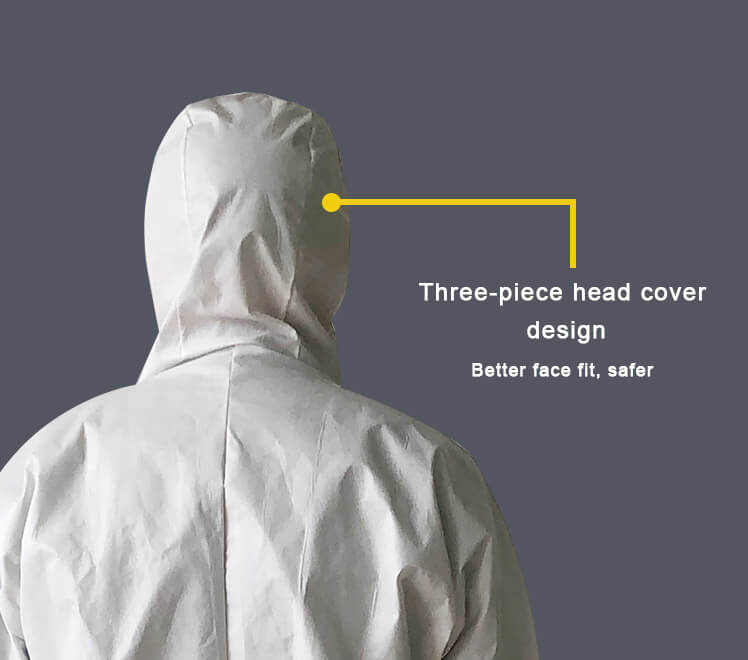 Protective Clothing Hood Design