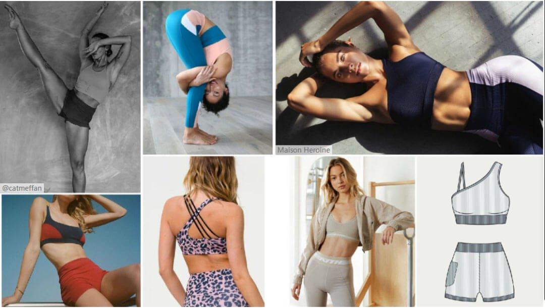 2020 Yoga wear New Tredency